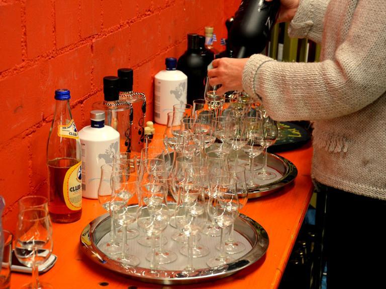 Getränke Beilharz - Gin-Tasting